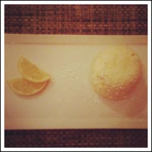 dessertje